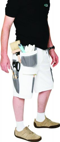 grey series S-Tex Painter's Shorts